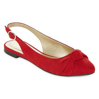 Womens wide shoes, Ballet flats