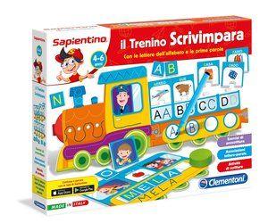 Tutti i Giochi Educativi - Giochi di Sapientino - Clementoni