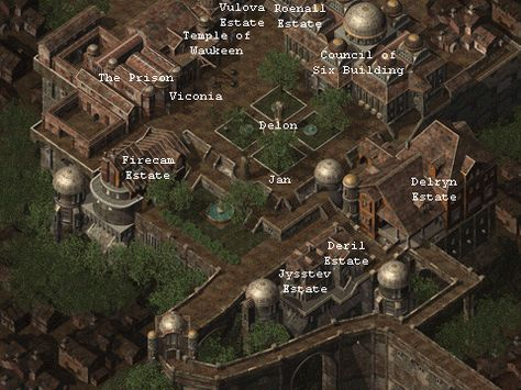 Mike S Rpg Center Baldur S Gate Ii Maps The Government