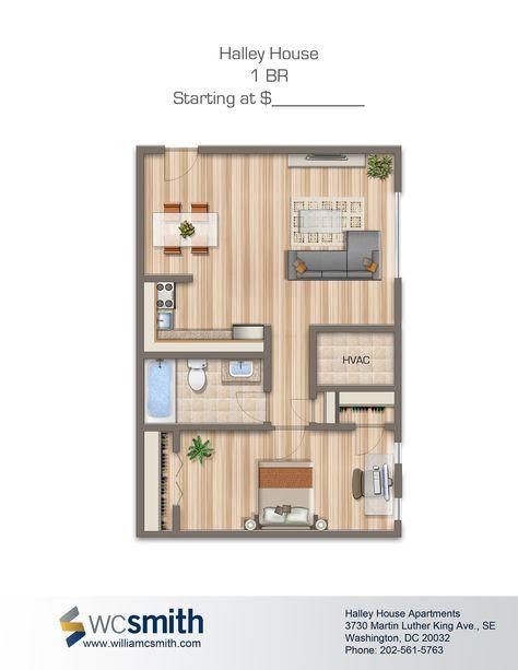 Apartment Rental Bedroom Floor Plans 30 Ideas For 2019 Tiny House Floor Plans Apartment Floor Plans Studio Floor Plans