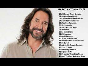Marco Antonio Solis Baladas Romanticas Exitos 30 Exitos Mix Youtube Baladas Romanticas Baladas Romanticas En Español Canciones Romanticas En Español