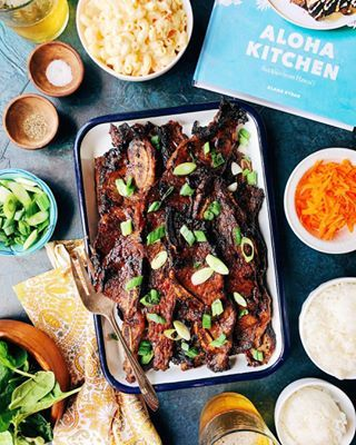Maui Style Kalbi Short Ribs Giveaway Recipe Kalbi Short Ribs