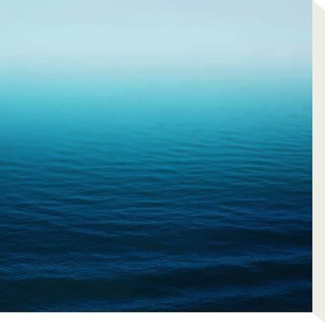 Deep Blue Stretched Canvas Print Leah Flores Art Com Blue Poster Sea Art Blue Sea