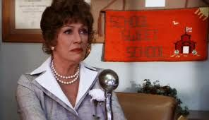 """Eve Arden in """"Grease"""""""