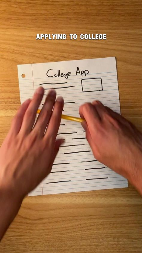 Advice for the Common App