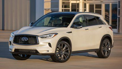 2021 Infiniti Qx50 Weight Review And Release Date In 2020 Infiniti Luxury Crossovers Gasoline Engine