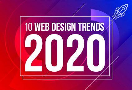 2020 Web Design Trends.Web Design Trends 2020 Skynet Technologies Web Design