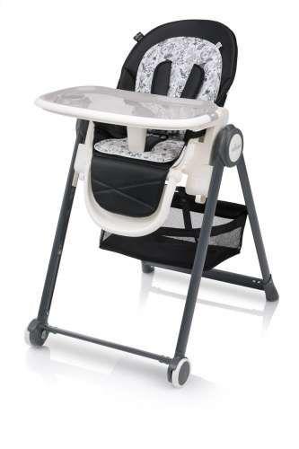 Baby Design Penne multifunkciós Etetőszék  fekete 2018  dbb9dd9d50