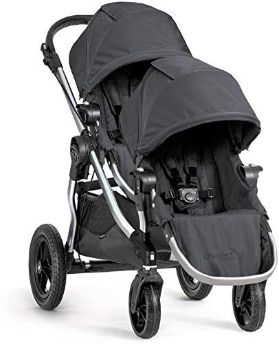 Enjoy Exclusive For Baby Jogger City Select Double Stroller 2016 Baby Stroller 16 Ways Ride Included Second Seat Quick Fold Stroller Onyx Online City Select Double Stroller Baby