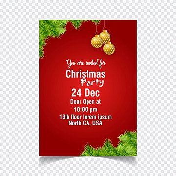 عيد ميلاد مجيد وسنة جديدة سعيدة مع الشجرة Christmas Invitation Card Christmas Invitations Merry Christmas And Happy New Year