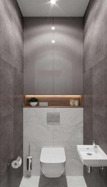 Excite Your Visitors With These 30 Cute Half Bathroom Designs Fifty Percent Restroom Ideas Your Ha Bathroom Interior Bathroom Design Small Top Bathroom Design