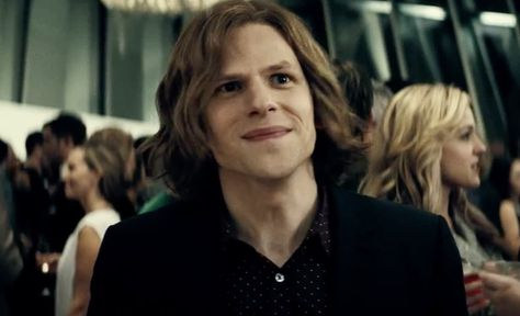 """It's hair that says, """"I'm hot but also approachable, like the hottest guy in your high school Biology class."""" 