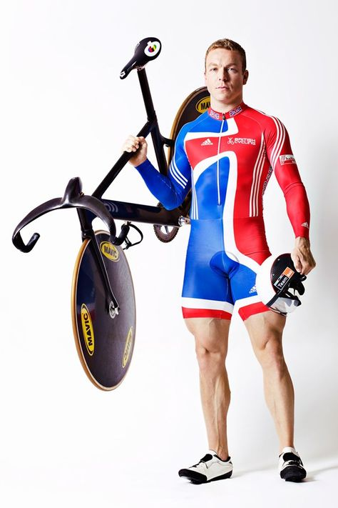 Sir Chris Hoy Olympic cycling champion: interview - GQ.COM (UK)
