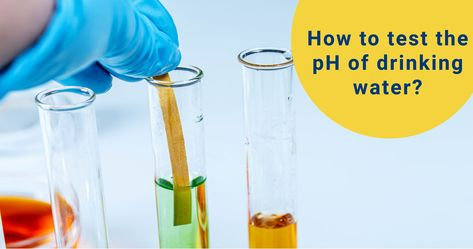 Pin On High Ph Water