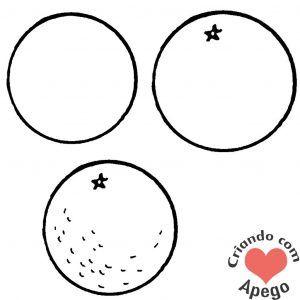 Desenhos Para Desenhar Laranja Em 2020 Desenho Para Desenhar