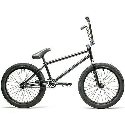 Buy 2021 Stranger Bike Bmx Level Cassette 20 Bicycle Black In