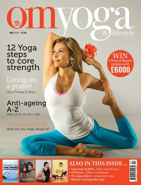 Om Yoga Magazine Om Yoga Essential Yoga Yoga Magazine