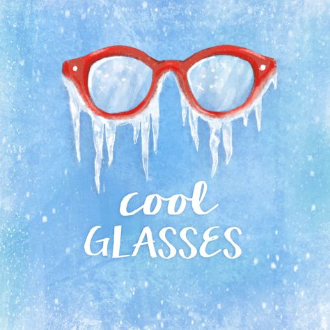COOL GLASSES! With a wide array of different styles you're gonna love the way you look. Give us a call and chill with us! We'll help you find the perfect frames.