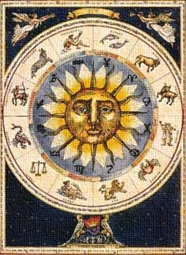 zodiac art | zodiac wheel with sun in center ancient astrology art |  Astrology art, Zodiac art, Zodiac wheel