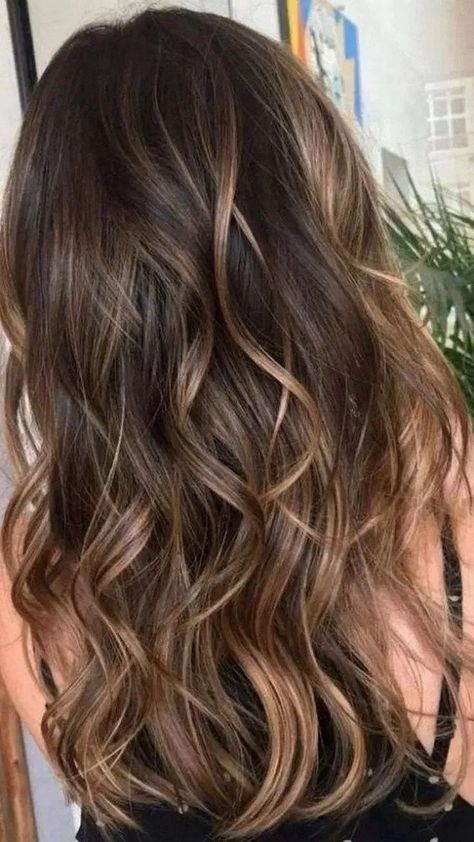 130 wonderful balayage hair color ideas -page 8 > Homemytri.Com