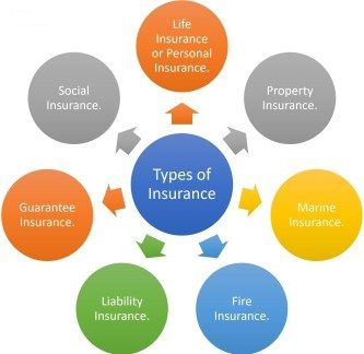 Types Of Insurance Assurance Voiture