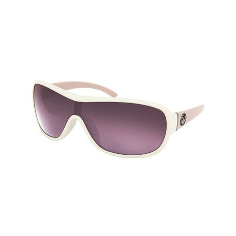 Dragon Alliance Transit Sunglasses (Ivory Pink with Rose
