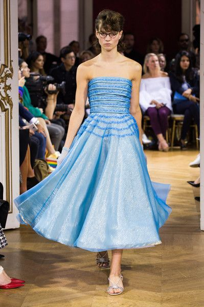 John Galliano, Spring 2018 - The Most Beautiful Runway Gowns at Paris Fashion Week - Photos