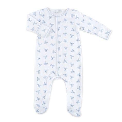 Magnolia Baby Baby Boy Teddy Printed Converter Blue
