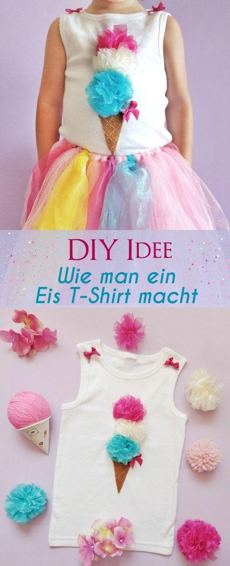 Photo of Wie ihr ein Eis T-Shirt selber machen könnt – Sommerliche DIY Idee – kleinliebchen