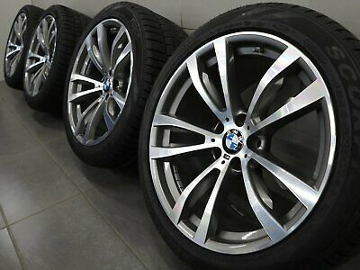 Details About 20 Inch Winter Tyres Bmw X5 F15 E70 X6 F16 7846790