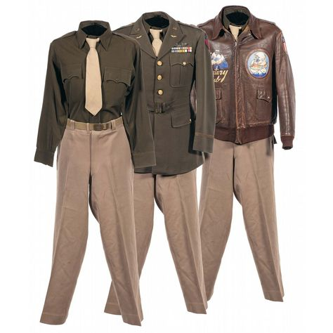 uniforms of world war ii | ... flying cargo over the Himalayas (the