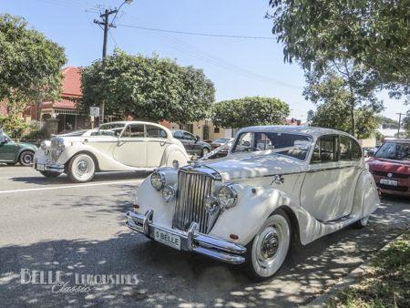 So Cal Limos Beautifully Restored Jaguar Mk5 Convertible Is A