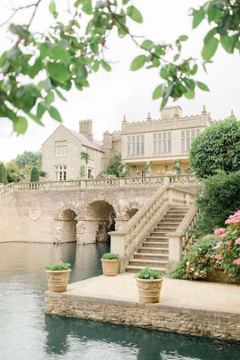 Countryside Wedding, English Countryside, Uk And Ie Destinations, Wedding Destinations, Wedding Places, Destination Weddings, Image Deco, Casas The Sims 4, Beautiful Architecture
