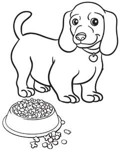 The Dozens Of Cute Dog Coloring Pages For Kids Coloring Pages Dog Coloring Page Puppy Coloring Pages Coloring Pages