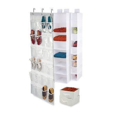 Honey Can Do Room Cabinet Set & Reviews   Wayfair $24.23