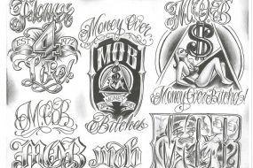 Chicano Tattoo Wallpaper Boog Tattoo Chicano 3