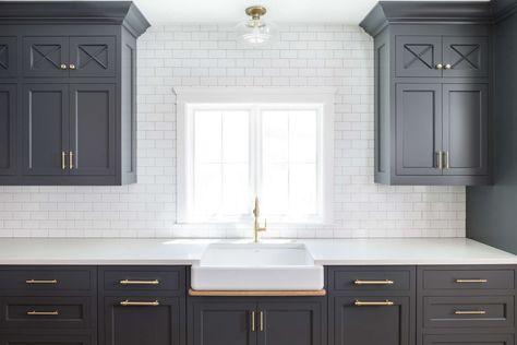 Fgc Claybourne 09 Backsplash With Dark Cabinets Grey Kitchen