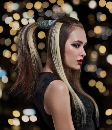 Glamour Look Power Ein Look Fur Superheldinnen A La Lara Croft Aus Tomb Raider Der Sportliche Zopf Wirkt Hochsteckfrisur Frisur Hochgesteckt Haar Styling