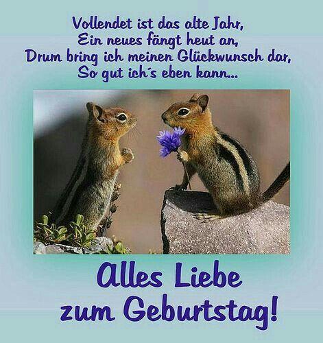 Pin Von Gabriele Auf German Alles Gute Geburtstag