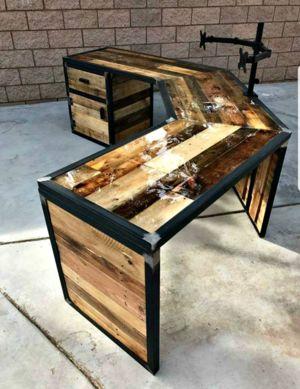 MW Industrial Design | Handcrafted Custom Furniture | Bakersfield, CA