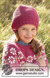 Daisy Delight Cardigan DROPS Children 34 5 Gratis