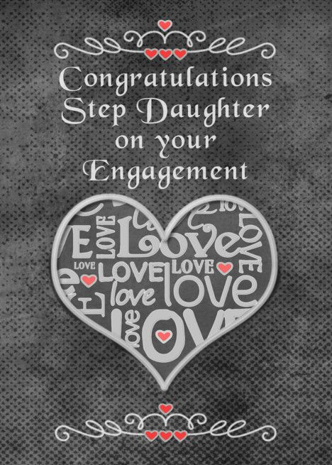 Congratulations To Parents On Daughter's Engagement : congratulations, parents, daughter's, engagement, Engagement, Congratulations, Daughter, Chalkboard, #affiliate,, #Step,, Congratulations,, Greetings,