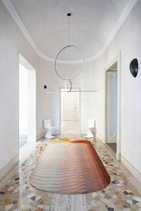 Cc Tapis New Campaign Shooted At Villa Panza Styling Greta Cevenini Photo By Beppe Branc Tapis Design Maison Et Objet Decoration Interieure Moderne