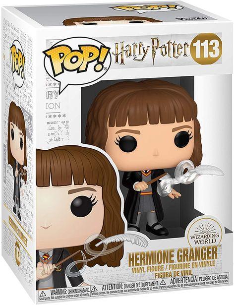 Funko Harry Potter Pop - Hermione w/Feather