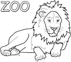 Resultado De Imagen Para Zoo Para Pintar Animal Coloring Pages Animal Templates Coloring Pages