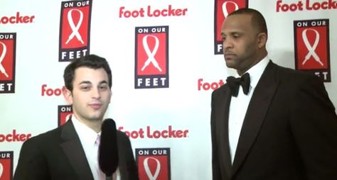 Video: CC Sabathia Interview at the 2013 Foot Locker Foundation