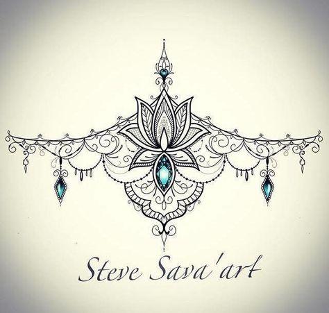 Love I love this Brustum tattoo design how nice!