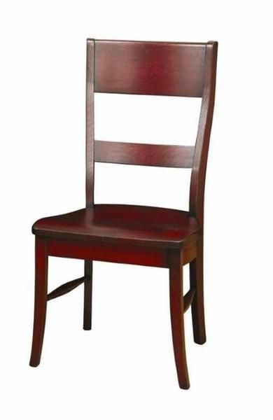 Amish Columbus Dining Chair, Amish Furniture Columbus Ohio
