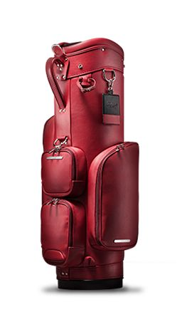 Full Leather Golf Bag