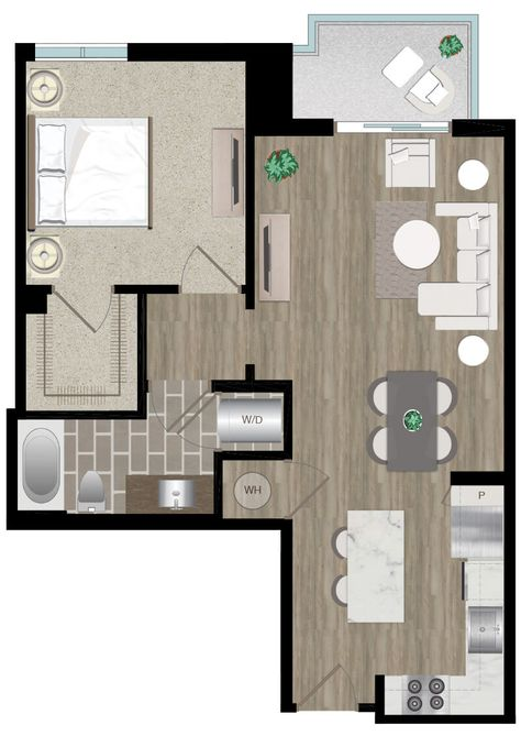 one bedroom apartment in tampa fl imageicon harbour
